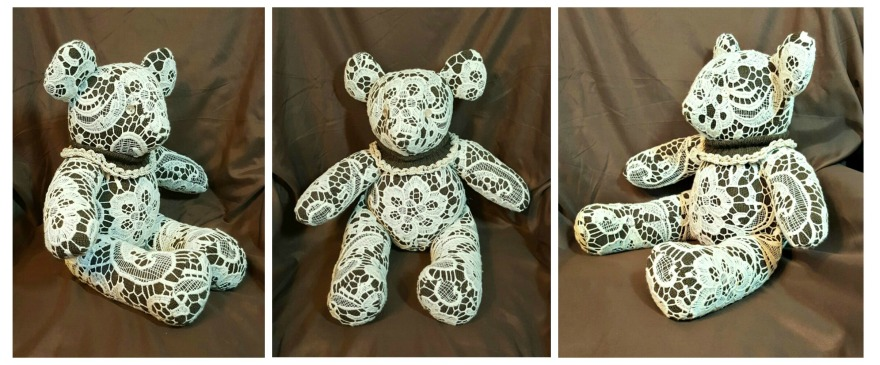 Jenna's bear Collage #1